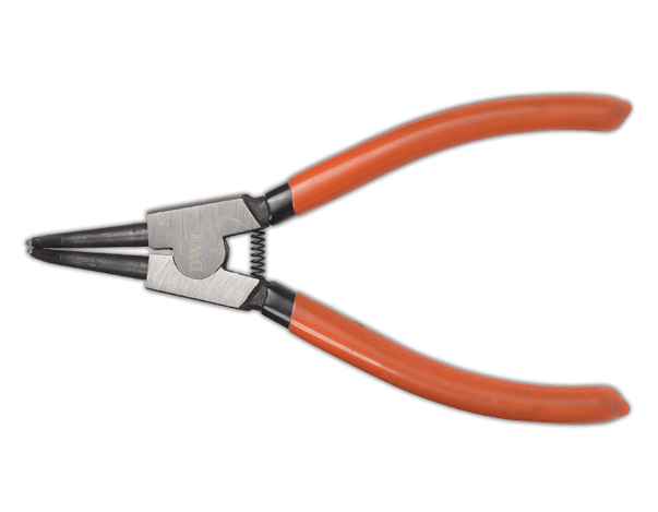 Picture of External circlip pliers, bent nose